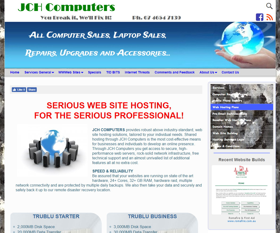JCH Computers