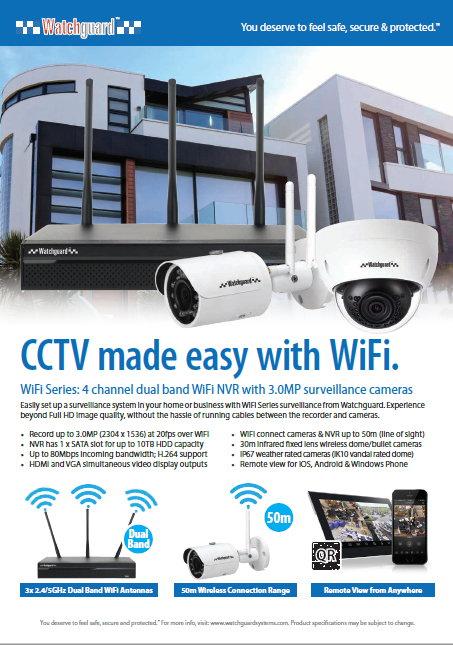 WiFi Camera System