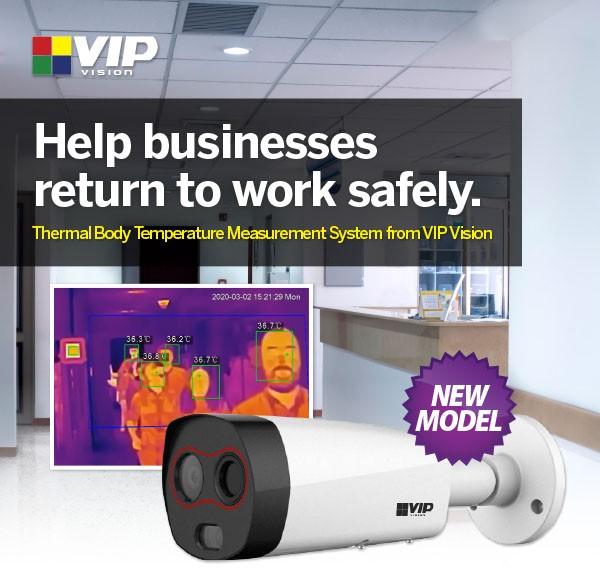 VIP Thermal Camera